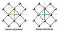 Deformation of Silver Lattice by Interstitial Boron and Fluorine Impurities